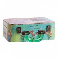 Декоративный чемодан с акриловыми ручками Arcobaleno Media DG Home Decor