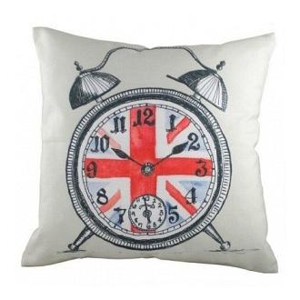 Подушка с британским флагом Alarm DG Home Pillows DG-D-PL226