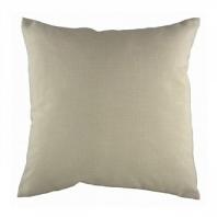 Однотонная подушка Beige DG Home Pillows