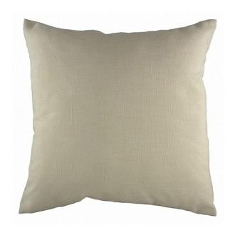 Однотонная подушка Beige DG Home Pillows DG-D-PL231
