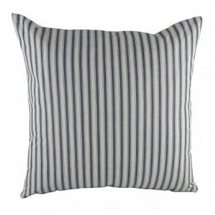 Подушка с полосками Marine Denim DG Home Pillows DG-D-PL245