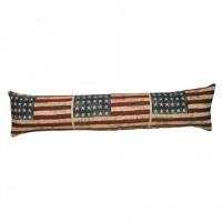Длинная подушка с американским флагом USA Dreams DG Home Pillows