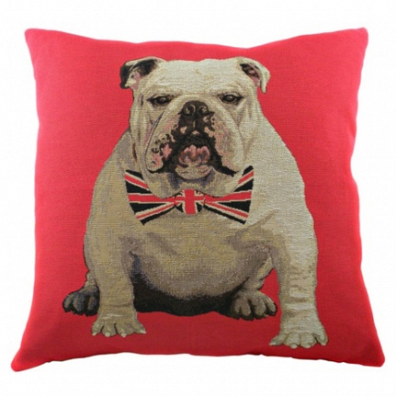 Подушка с британским флагом Bulldog DG Home Pillows DG-D-PL271