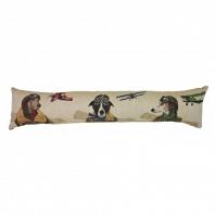 Подушка с принтом Doggie Fighters DG Home Pillows