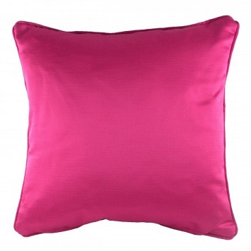 Однотонная подушка Pink DG Home Pillows DG-D-PL300