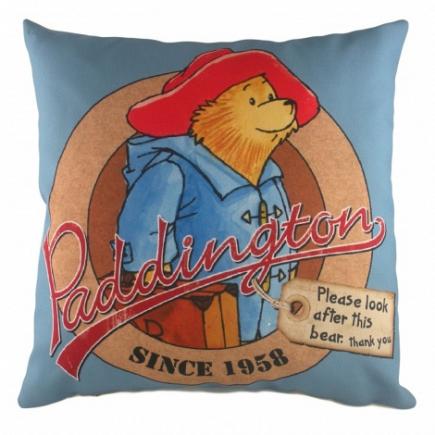 Подушка с принтом Paddington Bear DG Home Pillows DG-D-PL309