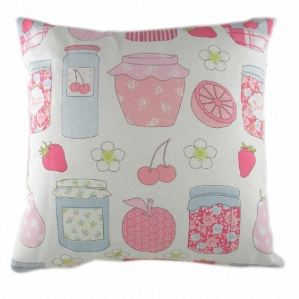 Подушка с принтом Summersdale Bluebell DG Home Pillows DG-D-PL322
