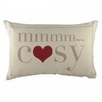 Подушка с надписью Cozy DG Home Pillows