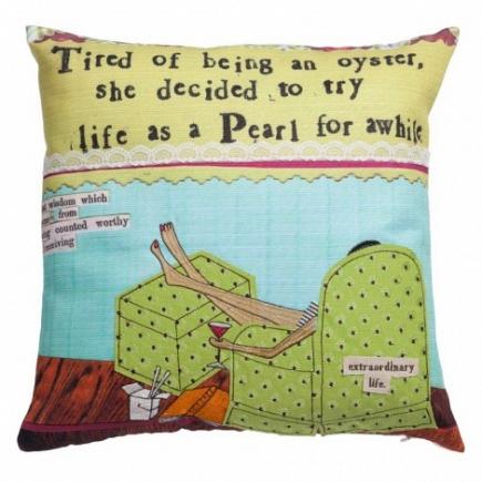 Подушка с принтом Riposo DG Home Pillows DG-D-PL351