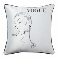 Подушка с надписью Vogue DG Home Pillows