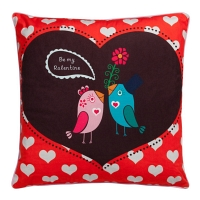 Подушка Bird's Wedding DG Home Pillows