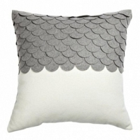 Подушка c узором Marbella Gray 2 DG Home Pillows