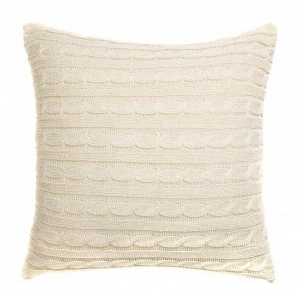Подушка вязаная Kelly Milk 2 DG Home Pillows DG-D-PL423