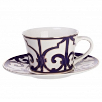 Чайная пара Violet Dreams DG Home Tableware