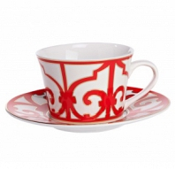 Чайная пара Heritage DG Home Tableware