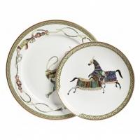 Комплект тарелок Antique II DG Home Tableware