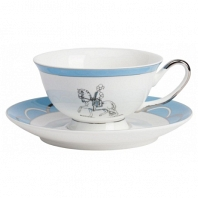 Чайная пара Cavalier DG Home Tableware