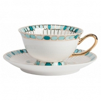 Чайная пара Mosaico DG Home Tableware