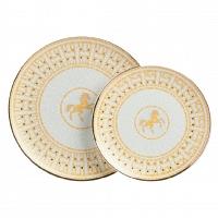 Комплект тарелок Dominion DG Home Tableware
