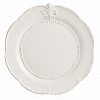 Тарелка Tess Cream DG Home Tableware Evergreen