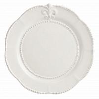 Тарелка Tess Cream DG Home Tableware Evergreen