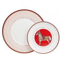 Комплект тарелок Zanotty I DG Home Tableware Yalong