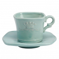 Чайная пара Monaco DG Home Tableware Evergreen