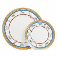 Комплект тарелок Saltos DG Home Tableware Yalong