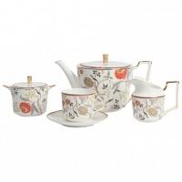 Чайный сервиз Jardin DG Home Tableware