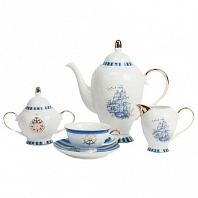 Чайный сервиз Viaggio DG Home Tableware