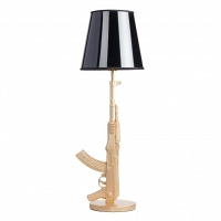 Торшер Lounge Gun Gold DG Home Lighting