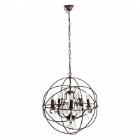 Люстра Foucault's Orb Crystal Vol.II DG Home Lighting Zhongshan Rongde Lighting