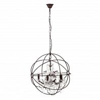 Люстра Foucault's Orb Crystal Vol.III DG Home Lighting Zhongshan Rongde Lighting