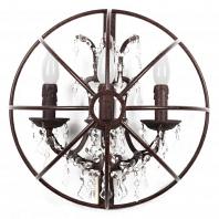 Настенный светильник Foucault's Orb Crystal Vol.VII DG Home Lighting Zhongshan Rongde Lighting