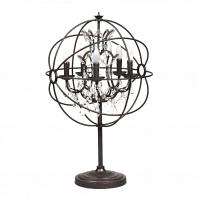 Настольная лампа Foucault's Orb Crystal DG Home Lighting Zhongshan Rongde Lighting