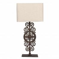 Настольная лампа Parisian Iron Gate DG Home Lighting Zhongshan Rongde Lighting