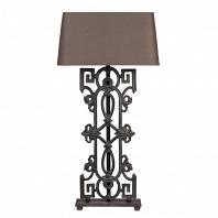 Настольная лампа Greek Key Baluster Table DG Home Lighting Zhongshan Rongde Lighting