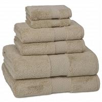 Полотенце банное Kassatex Elegance Towels Desert Sand