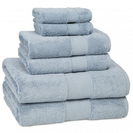 Полотенце банное Kassatex Elegance Towels Moonstone ELG-109-MNS
