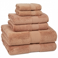 Полотенце для рук Kassatex Elegance Towels Cayenne