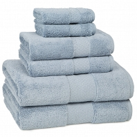 Полотенце банное Kassatex Elegance Towels Moonstone