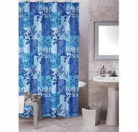 Шторка Carnation Home Fashions Shower Curtains Laura