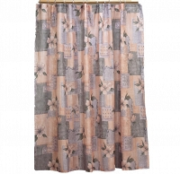 Шторка Carnation Home Fashions Shower Curtains Magnolia