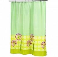 Шторка Carnation Home Fashions Shower Curtains Serenity