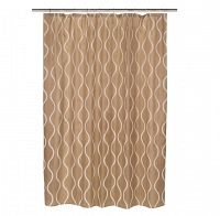 Шторка Carnation Home Fashions Shower Curtains Geneva