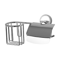 Держатель для туалетной бумаги FBS Luxia и освежителя воздуха
