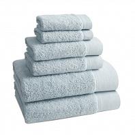 Полотенце банное Kassatex Napa Lucent  Blue