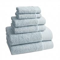 Полотенце для пальцев Kassatex Napa Lucent  Blue