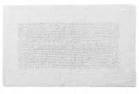 Коврик Kassatex Bamboo Reversible Bath Rugs White