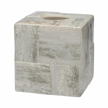 Бокс для салфеток (салфетница) Creative Bath Quarry QRY58STN